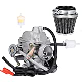 Carb Carburetor w/Air Filter Oil Filter for Yerf Dog Spiderbox 150CC GX150 GO KART