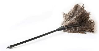 Plumero de plumas de avestruz auténticas calidad premium