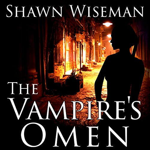 The Vampire's Omen audiobook cover art