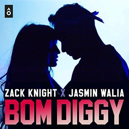 Zack Knight & Jasmin Walia