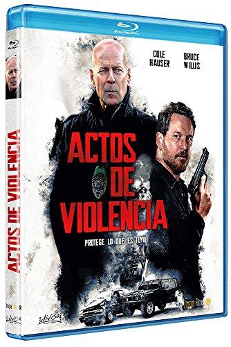 Acts Of Violence Actos de violencia Blu ray Bruce Willis (Sprache Kein Deutsch) (Kein Deutsch Untertitel) (Englisch Tonspur) EU Import