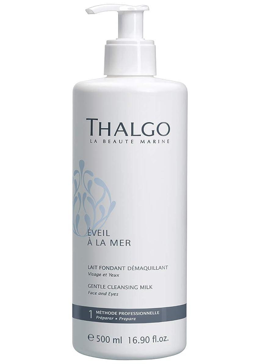 債務アメリカ特異性タルゴ Eveil A La Mer Gentle Cleansing Milk (Face & Eyes) - For All Skin Types, Even Sensitive Skin (Salon Size) 500ml/16.9oz並行輸入品
