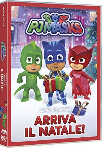 PJ Masks-Arriva il Natale! ( DVD)