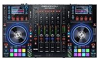 Denon DJ MCX8000 Standalone DJ Player and Serato 4-Channel DJ Controller [並行輸入品]