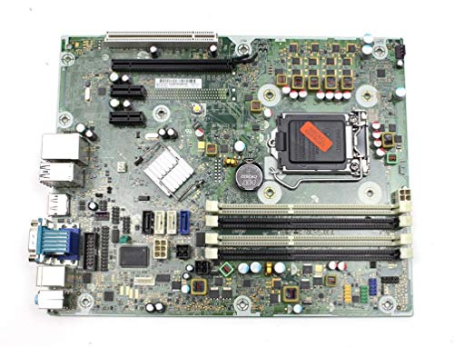 HP Compaq 6300 Pro MT657239-001 Intel Q75 Mainboard BTX Sockel 1155