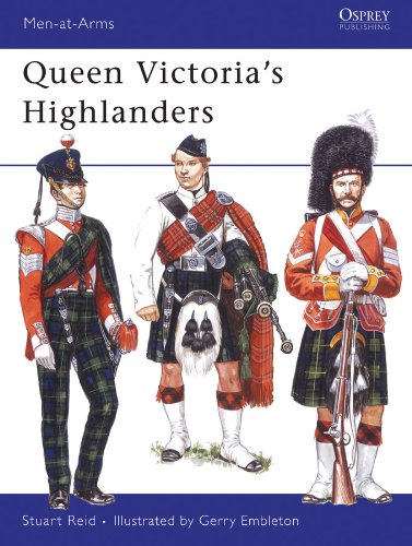 Queen Victoria's Highlanders (Men-at-Arms Book 442) (English Edition)