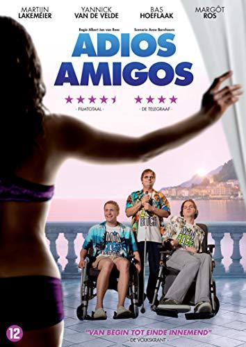 Adios Amigos [Edizione: Paesi Bassi] [Italia] [DVD]