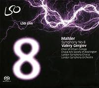 Mahler: Symphony No.8 (London Symphony Orchestra/Gergiev) SACD by London Symphony Orchestra (2009-04-14)