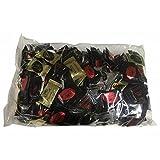 Napolitanas de chocolate surtidas Camelot bolsa de 1 kilo (270 unidades aprox) chocolate blanco, negro y con leche