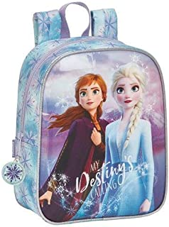 Safta Mochila guardería Adaptable a Carro Frozen II