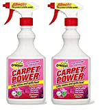 OzKleen Carpet Power Cleaner 500 ml (Pack of 2)