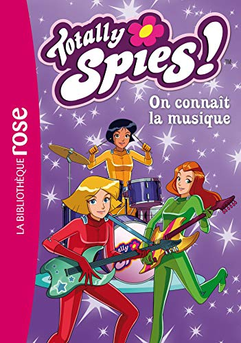 Totally Spies livre