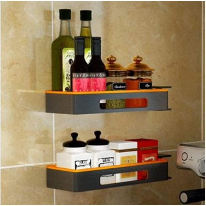 HUO Stainless Steel Regular dealer Kitchen Rack Combi Rotatable latest Spice Free