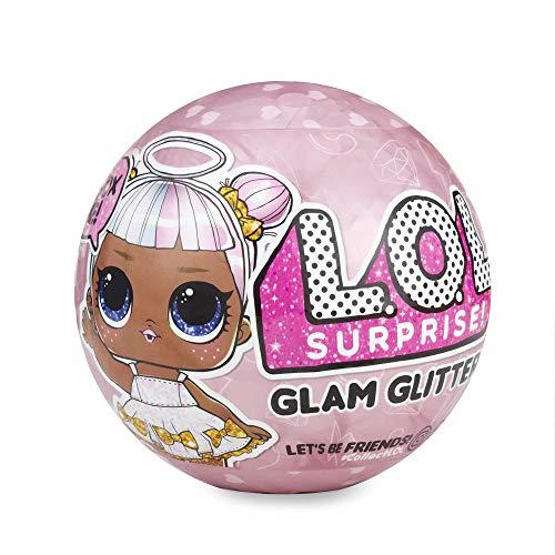 Mini Boneca Surpresa - Lol - Glam Glitter - Candide