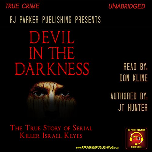 Devil in the Darkness audiobook cover art