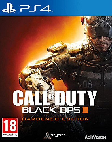Call Of Duty BLACK OPS III PS4 HARDENED EDITION by ACTIVISION