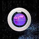 XHJZ-W LED buntes Licht Round World Globe Floating Globe Magnetschwebeleuchte Antigravity Floating Globes Lampe Home Office Dekoration Ornament -