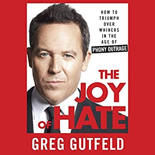 The Joy of Hate audiobook cover art