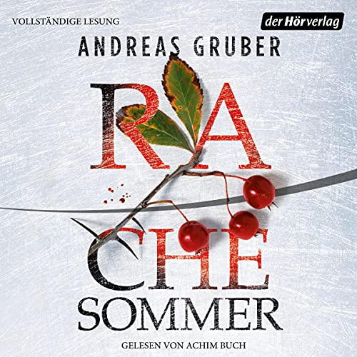 Rachesommer Audiobook By Andreas Gruber cover art