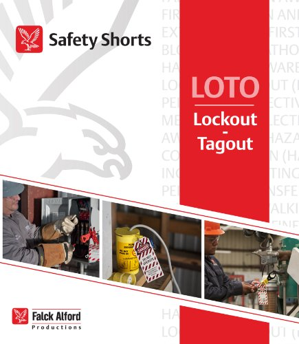 Lockout - Tagout (LOTO) Safety Short DVD for Training Programs