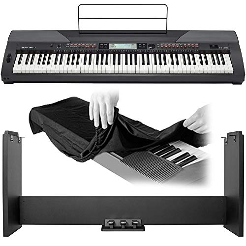 Big Save! Medeli Electronics SP4200 88-Key Stage Piano | CAD Audio MH110 Studio Headphones | Medeli ...