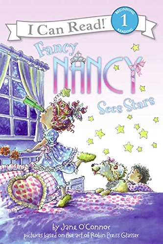 Fancy Nancy Sees Stars (I Can Read Level 1) (English Edition)