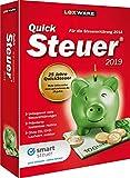 Lexware QuickSteuer 2019 für das Steuerjahr 2018|Minibox|Einfache und schnelle...