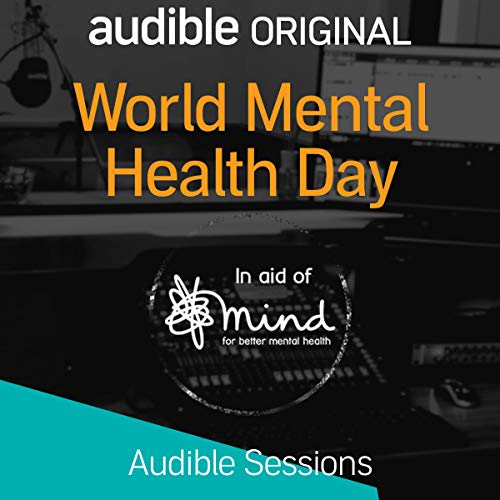 World Mental Health Day audiobook cover art