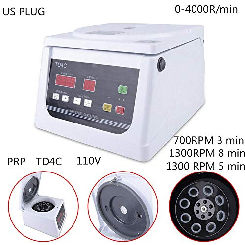 TFCFL CE PRP Beauty Centrifuge PRF Blood Centrifuge Serum Fat Separator 815M