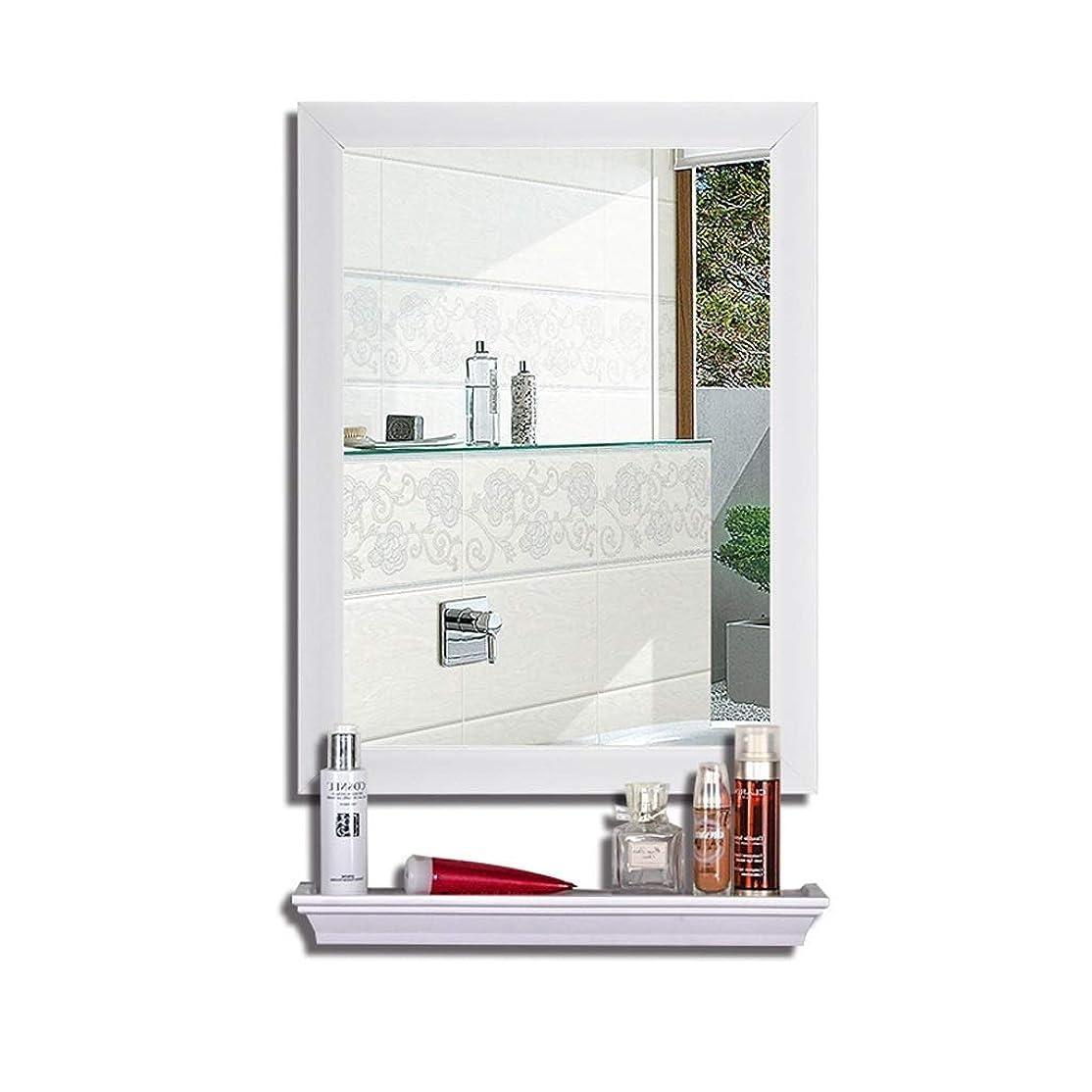 文字通りステージネズミSelm 壁掛けトイレ化粧鏡化粧台、北欧スタイル