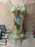 Mindless Longboard Talisman Peche Komplettboard 39.5 x 9.375 inch...