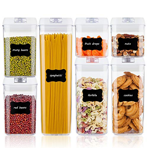 7 CT Airtight Food Storage Containers Pack $30.59 (41% Off)