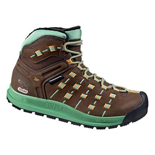 Salewa WS CAPSICO MID INSULATED Trekking- & Wanderstiefel, Braun(Braun (7932_Chocolate/Sun)), 39 EU