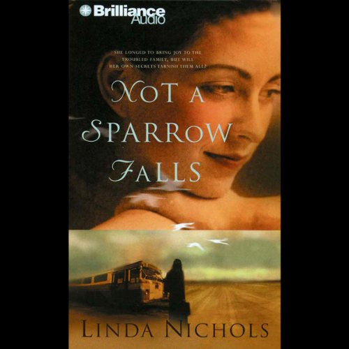 Not a Sparrow Falls audiobook cover art