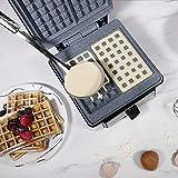 IMG-1 cecotec machina per waffle fun
