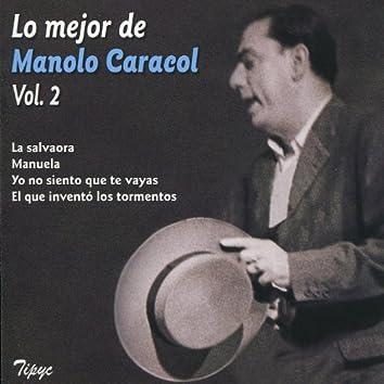 Lo Mejor de Manolo Caracol, Vol. 2