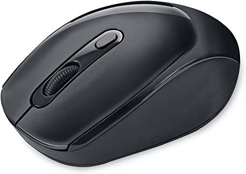 Iball Free Go G50 Feather Light Wireless Optical Mouse With Wide Compatibility Black