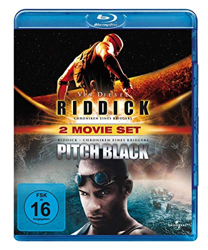 Riddick/Pitch Black [Blu-ray]