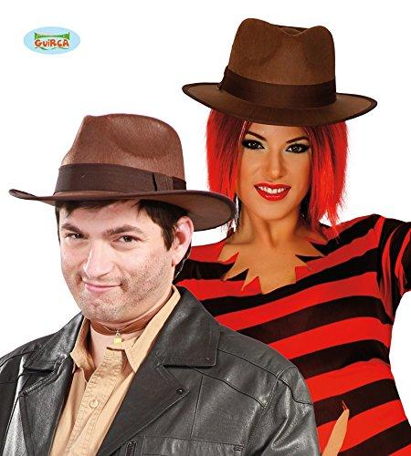 Abenteurer-Hut für Kostüm Freddy Krueger