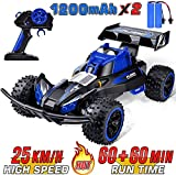 NQD Remote Control Car 2020 Updated 1:16 Scale High Speed 2.4Ghz Radio Remote All Terrain RC Car with Two Rechargeable Batteries Electric Toy Car for All Adults & Kids