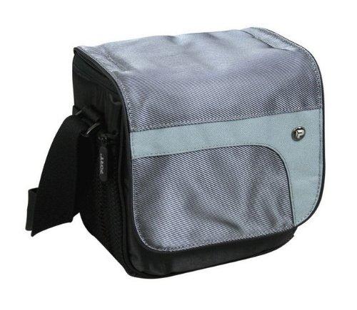 Port Designs Casablanca Bag S Schwarz, Grau - Kamerataschen/-Koffer (SLR/Reflex, Schwarz, Grau)