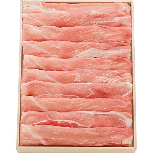 三重県産 三元豚 豚肉 さくらポーク もも しゃぶしゃぶ用 600g