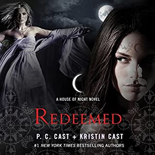 Redeemed     House of Night, Book 12              Auteur(s):                                                                                                                                 P. C. Cast,                                                                                        Kristin Cast                               Narrateur(s):                                                                                                                                 Caitlin Davies                      Durée: 11 h et 26 min     8 évaluations     Au global 4,6