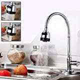 <span class='highlight'><span class='highlight'>SLTYSCF</span></span> Faucet Flexible Kitchen faucets 360 Rotate Spring Faucet Kitchen taps Bathroom torneira for Single Cold Water tap