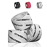 Gymreapers Weightlifting Adhesive Thumb Tape (White, 3 Rolls)