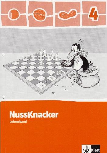 Der Nussknacker. Ausgabe für Sachsen, Rheinland-Pfalz und das Saarland / Lehrerband 4. Schuljahr. Teil 1. Ausgabe für Sachsen