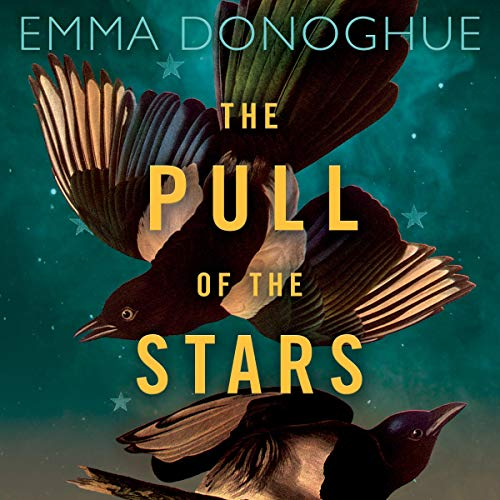 The Pull of the Stars audiobook cover art