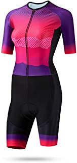 Cycling Skin Suit Summer Sports Breathable Slim Riding Suit Moisture Wicking Quick-drying Moisture Wicking Suit