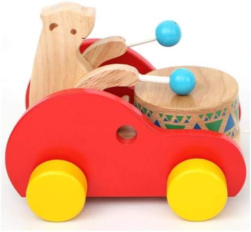 CZLSD Pull Along Japan's largest assortment Toy -Hand Walker Atlanta Mall Anima Carts Creative Baby