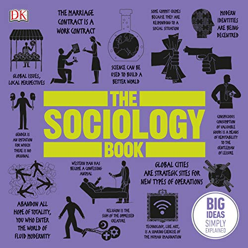 The Sociology Book cover art